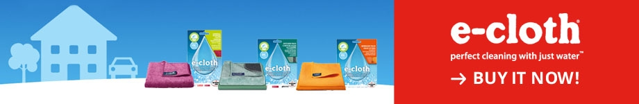 E-Cloth: buy it now!