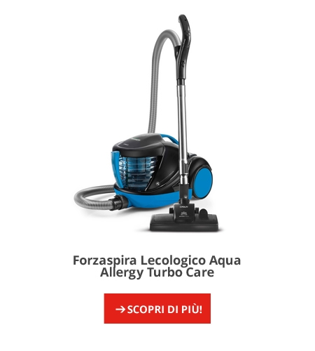 Forzaspira Lecologico Aqua Allergy Turbo Care