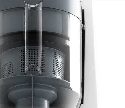 Multifunktionsstaubsauger UNICO- Mit HEPA  - Filter für Allergiker