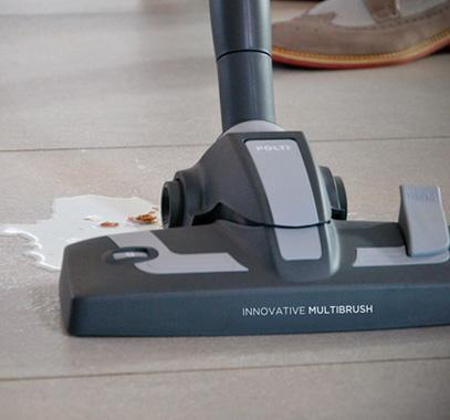 Multifunktionsstaubsauger UNICO- Einfach und praktisch zur täglichen häuslichen Reinigung