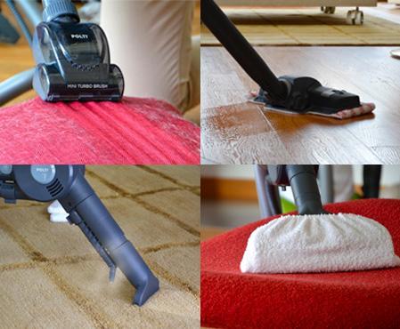 Multifunktionsstaubsauger UNICO- Die täglichen  Reinigung noch einfacher