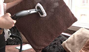 Set aus 6 Frotteeüberbezügen Vaporetto Tiefengründliche Reinigung