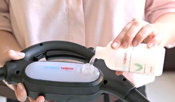 FRESCOVAPOR Raumdeodorant gegen Gerüche VAPORETTO Wie wendet man es an?