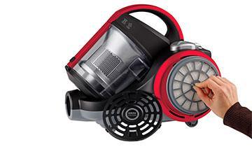 Forzaspira C110 - Filtri per polveri sottili