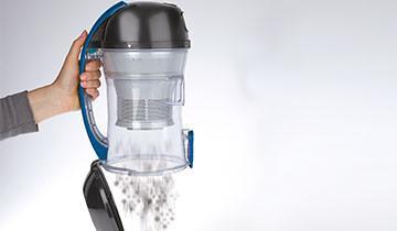 Forzaspira MC350 Turbo&Fresh - Keine Taschen geändert werden