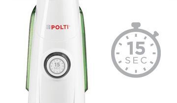 Dampfbesen Vaporetto SV400 Hygiene - Bereit in 15 Sek.