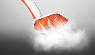 Dampfbesen Vaporetto SV 420 Frescovapor - Dampfbodendüse