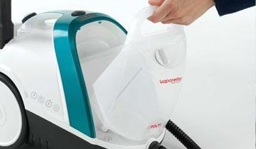 Vaporetto Smart 100_T non stop reinigung