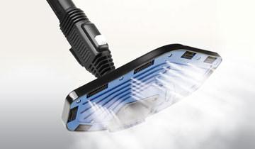 Vaporetto Smart 40_Mop Dampfausstoss